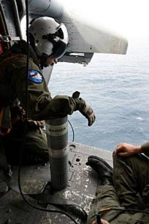 File Mine Pouncer: Photo credit USN
