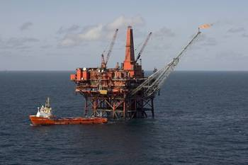File Photo: Decom North Sea
