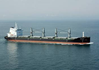 File Seahorse 35000-class Bulker: Image credit Stone Marine Propulsions