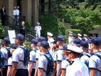 File Photo credit US Merchant Marine Academy