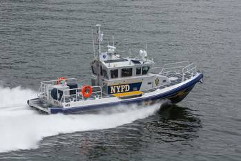 File Police Boat (RB-M C): Photo credit John Fleck Photography
