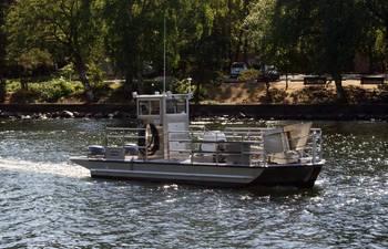 File USN Skimmer: Photo credit Kvichak Marine Industries