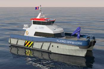 File 20 metre catamarans designed by ship designer BMT Nigel Gee.