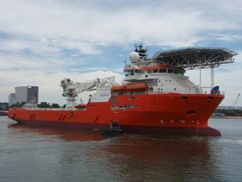 File CSV Normand Clough: Photo courtesy of Solstad Offshore