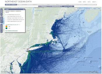 File Photo: Northeast Ocean Data