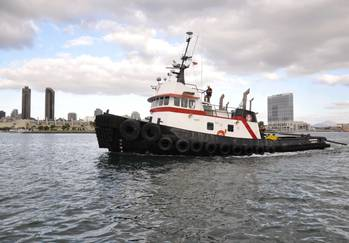 File Tugboat Northern Mariner: Photo credit Pacific Tugboat Service