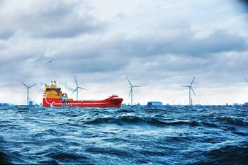 File Are increased use of offshore wind farms in the future for the U.S.?