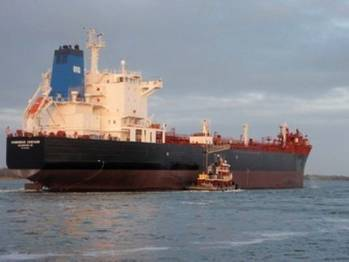File Tankship Overseas Cascade: Photo courtesy of the owners