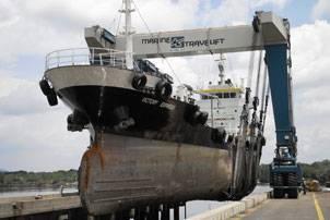 File Photo courtesy Marine Travelift, Inc.