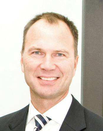 File Pekka Paasivaara, a member of the GL Executive Board