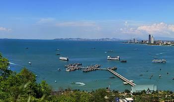 File Pattaya Bay: Photo Wiki CCL