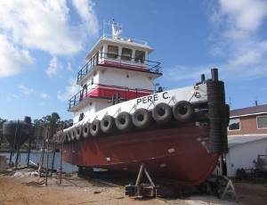 File Photo courtesy of April Harrel & Rodriguez Boat Builders