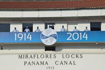 File Photo Courtesy of Panama Canal