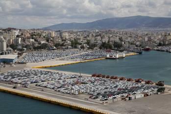 File Photo: Piraeus Port