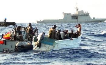 File Pirate arrest: File photo