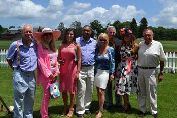 File Polo Match Fundraiser Notables: Photo credit VHH