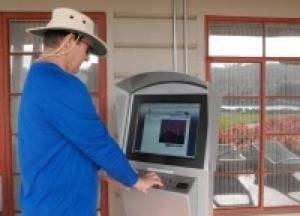 File Port Mooring Kiosk: Photo courtesy of Port of San Diego