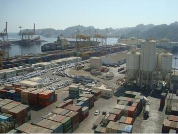 File Port Sultan Qaboos: Photo courtesy of the port