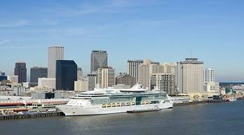 File Image credit Port of New Orleans