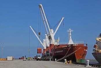 File Photo: Port of Cleveland/Dan Morgan