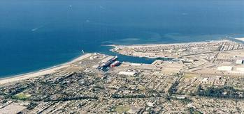 File Photo courtesy Port of Hueneme