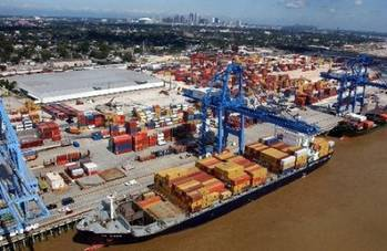File Photo courtesy of Port of New Orleans
