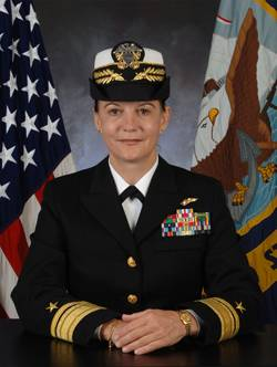 File Rear Admiral Wendi B. Carpenter, USN (Ret.) President of State University of New York Maritime College.