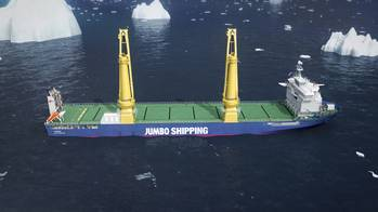 File New K-3000 Heavy Lift Carriers for Jumbo Shipping (PHOTO CREDIT: Jumbo Shipping)