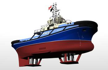 File Tugboat RAVE Concept: Image credit Voith