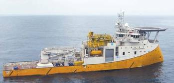 File OSCV CReef Larissa: Photo courtesy of Reef Subsea: