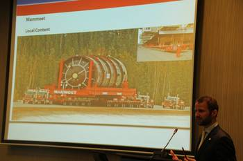 File Ralph Lobbe, Business Development Manager Africa at Mammoet, elaborates on possibilities for Engineered Heavy Lifting and Transport.