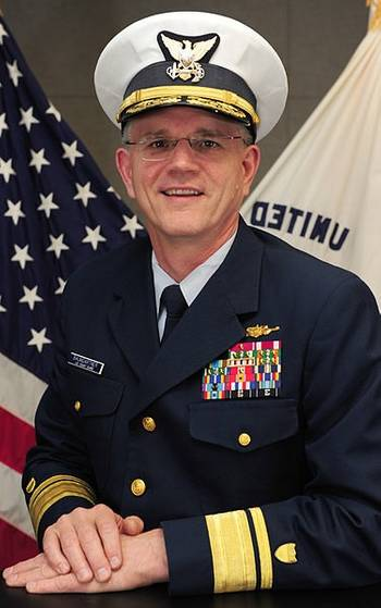 File Rear Admiral William D. Baumgartner: Photo credit USCG
