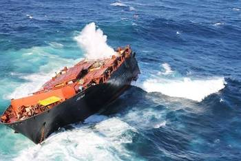 File Photo credit Maritime New Zealand