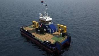 File Photo: Damen Shipyards
