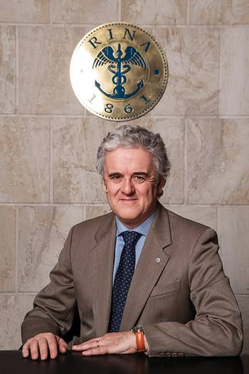 "File ""Ships are a concentrate of technology and integrated systems. Most of these  systems are nowadays run by computers. This has changed the man-machine  interface quite dramatically.""  Roberto P. Cazzulo, RINA &  Chairman of the IACS Council"