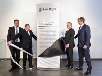 File Effective immediately, the former Tognum AG will now operate under the name of Rolls-Royce Power Systems AG.