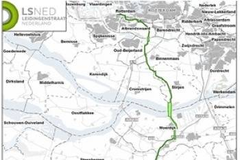 File Proposed Multi-Pipeline Route: Image credit Port of Rotterdam
