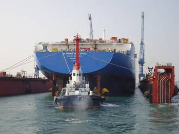 File LNG carrier