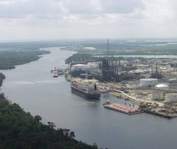 File Sabine-Neches Waterway: Photo credit Port Beaumont