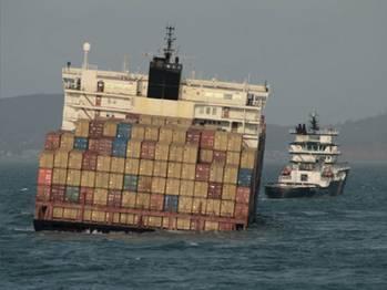 File Seeking a Port of Refuge:Image courtesy EMSA