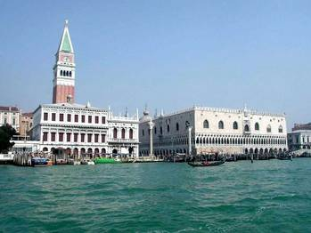 File San Marco from the Lagoon: Photo credit Wikimedia CCL