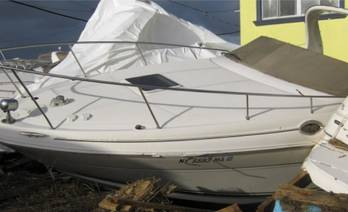 File Storm-damaged Boat: Photo courtesy Tru-Markets
