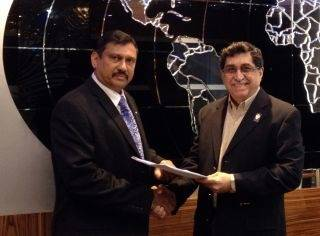 File Sarjak-GAC Agreement: Photo credit GAD Sri Lanka