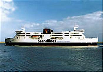 File MF Prinsesse Benedikte: Image courtesy of Scandlines