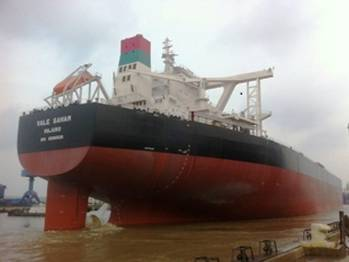 File VLOC Vale Saham: Photo credit Oman Shipping Co.