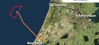 File Windfarm Location: Image courtesy of Van Oord