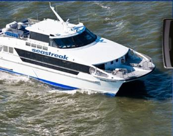 File Seastreak Ferry: Photo courtesy of Seastreak