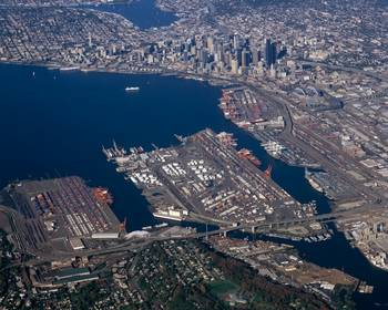 File Seattle Harbor: Photo credit Port of Seattle