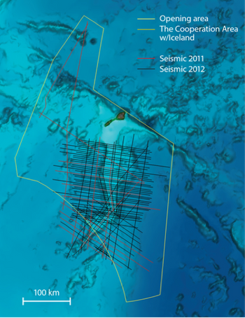 File Comparison of 2011/2012 Seismic Data