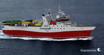 File Ice-class Seismic Vessel: Photo credit Kleven